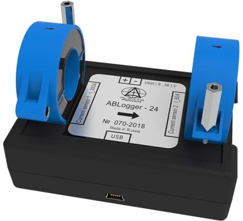 Мобильный логгер батарей ABLogger