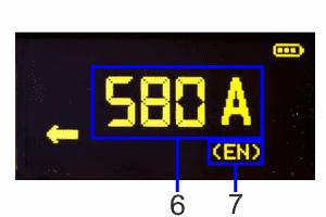 Измерение тока холодной прокрутки